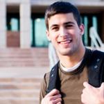 Dan-at-university