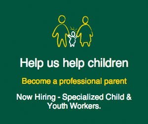 Become a Parent Therapist with Quinte Children's Homes